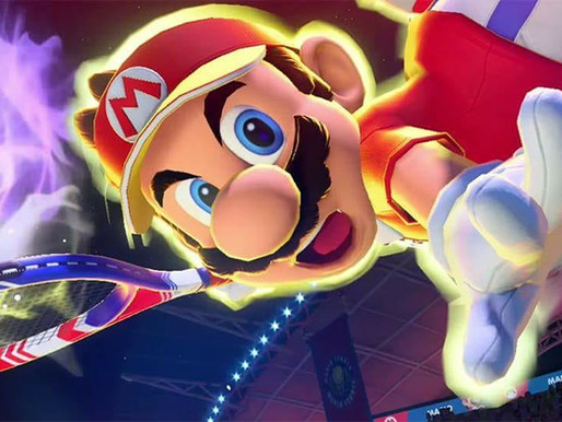 Habemus Beta de Mario Tennis Aces