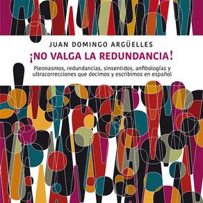 Juan Domingo Argüelles nos deleita con su nuevo libro