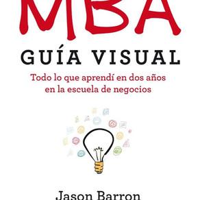 NOVEDAD EDITORIAL: MBA, guía visual de Jason Barron