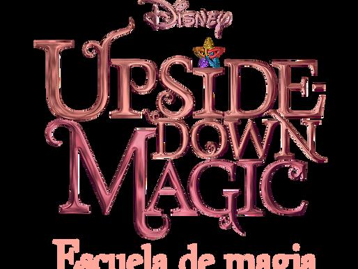 Imágenes de la nueva película original de Disney Channel Upside Down Magic: Escuela de Magia