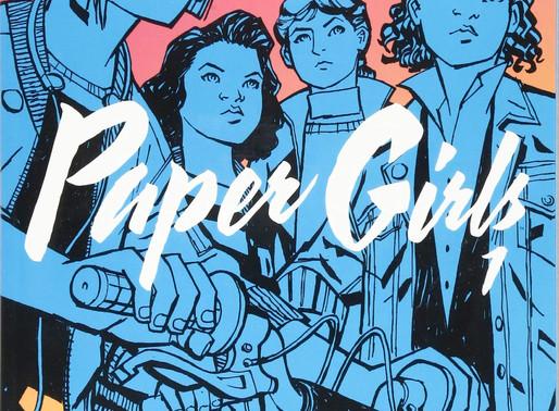 Amazon Studios da luz verde a la nueva serie PAPER GIRLS