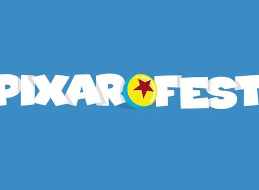 ¡Septiembre es el mes de Pixar Fest! Todo un mes para disfrutar y emocionarse con películas Pixar