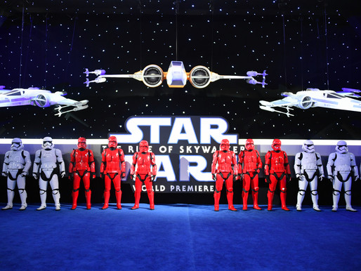 Fotos de la premiere de STAR WARS: EL ASCENSO DE SKYWALKER en LA