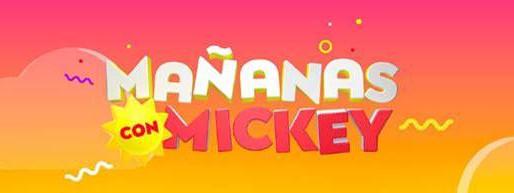 A partir de esta semana Disney Junior estrena Mañanas con Mickey para comenzar un día lleno de magia