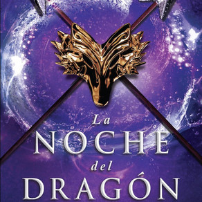 """Lo nuevo de Julie Kagawa: """"La noche del dragón"""""""