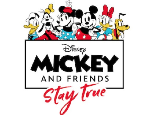 """Disney lanza su campaña mundial """"Mickey y Amigos Stay True"""""""