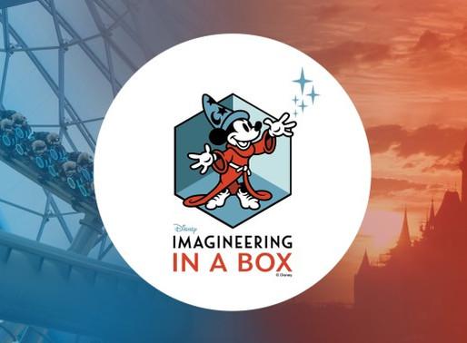 Disney se une a Khan Academy y lanzan programa online y gratuito Imagineering in a Box para Latam