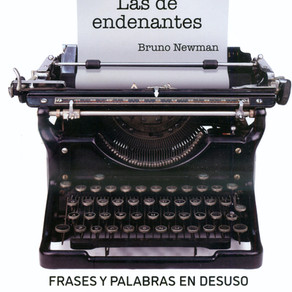 NOVEDAD OCÉANO: Las de endenantes de Bruno Newman