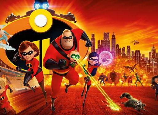 Review: Los Increíbles II de Disney