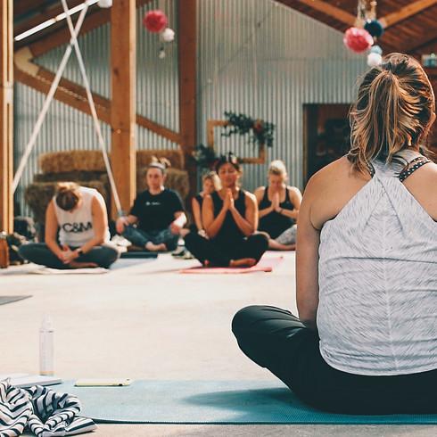 Morning Vinyasa Flow Yoga
