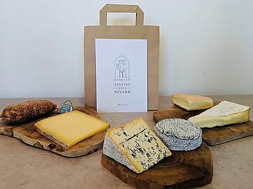 A Doorstep Cheese Delivery!