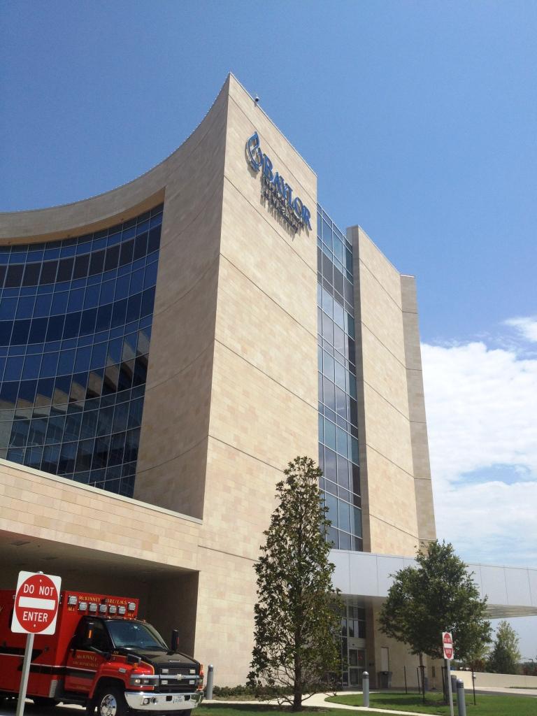 G015:Baylor Hospital McKinney, Texas