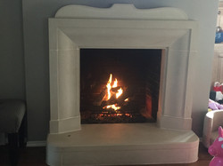 FB115: Fireplace Surround