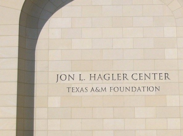 I107: Texas A&M Hagler Center