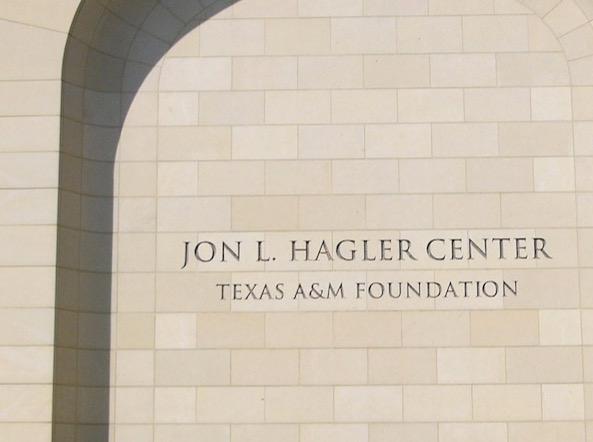 I107: Texas A&M Hagler Center