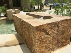 L101: Quarry Block Water Feature