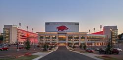 I110: University of Arkansas Stadium
