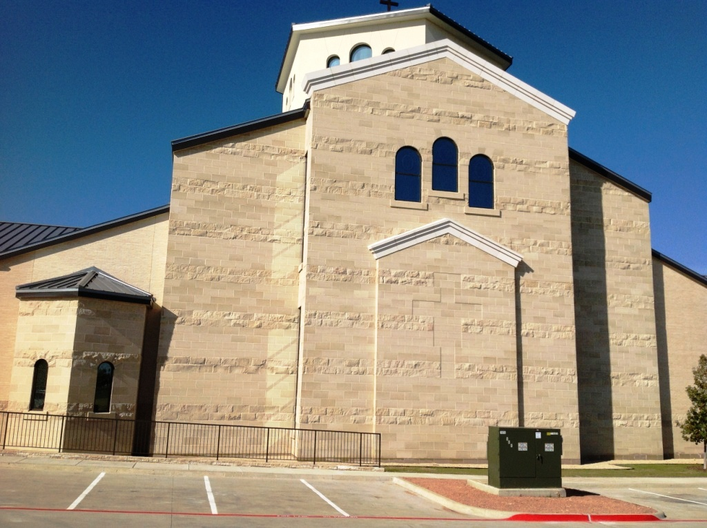 FB106: Church in Texas
