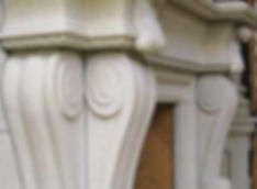 Gorgeous Fireplace Carving in Frisco Buff