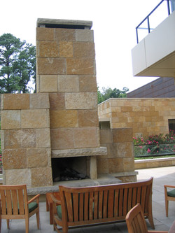 RB101: Hotel Outdoor Fireplace