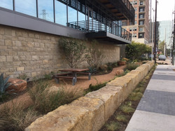 C108: Office Building and Hardscape