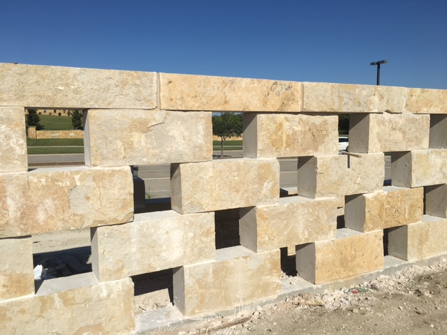 LS - Quarry Block Matrix Wall