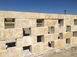 LS - Quarry Block Matrix Wall