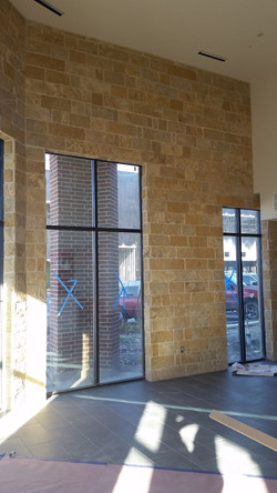 TV101: Commercial Interior Wall