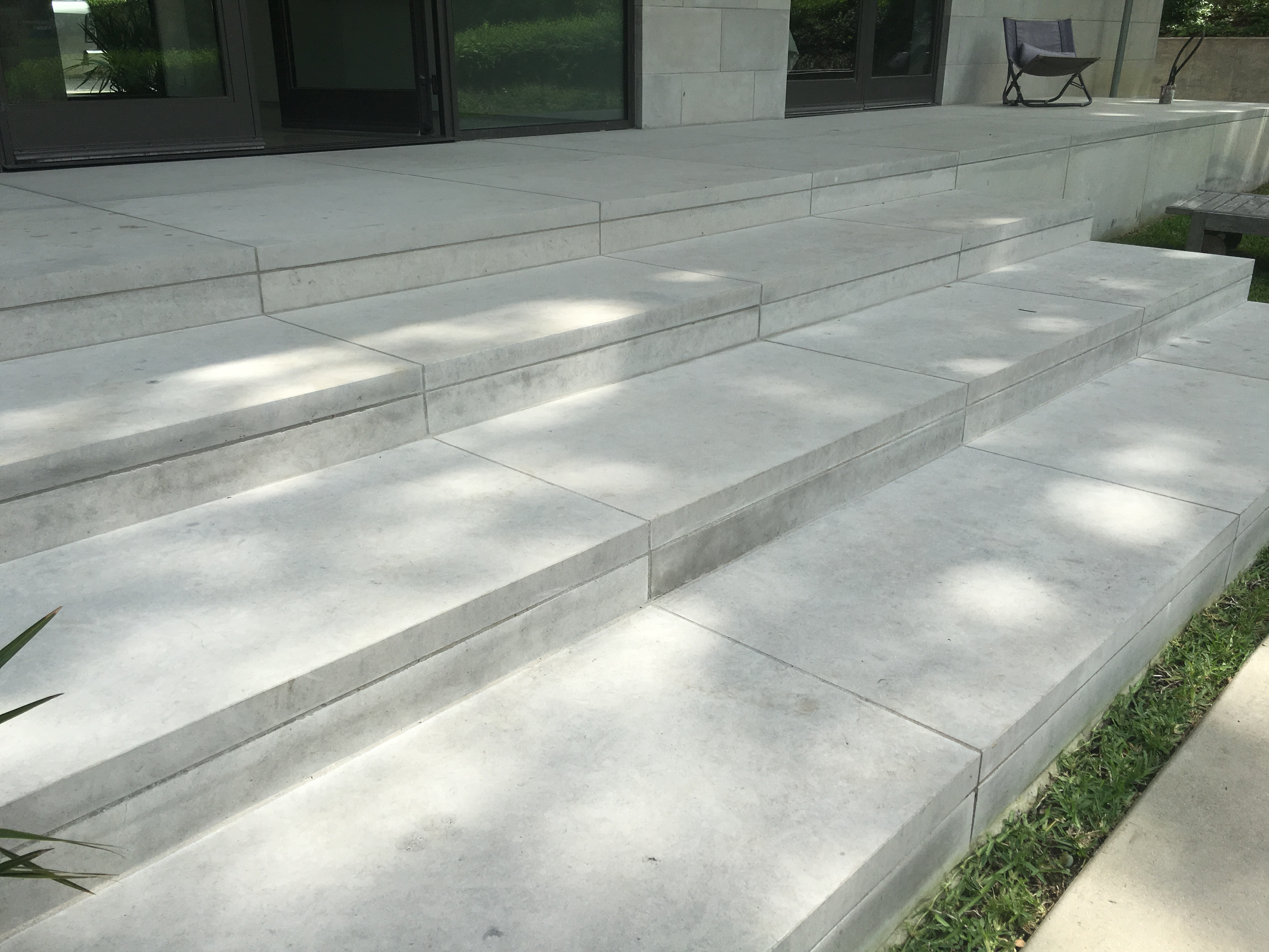 SF105: Steps and Risers