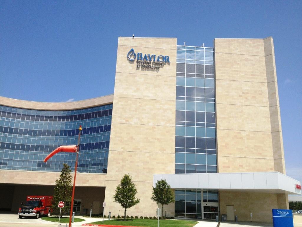 FB103: Baylor Hospital Plano, TX