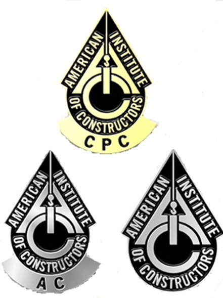 AIC Lapel Pin - Assorted Options
