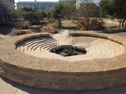 RB142: Allen City Hall Fountain