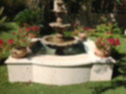 Texas Shellstone Fountain