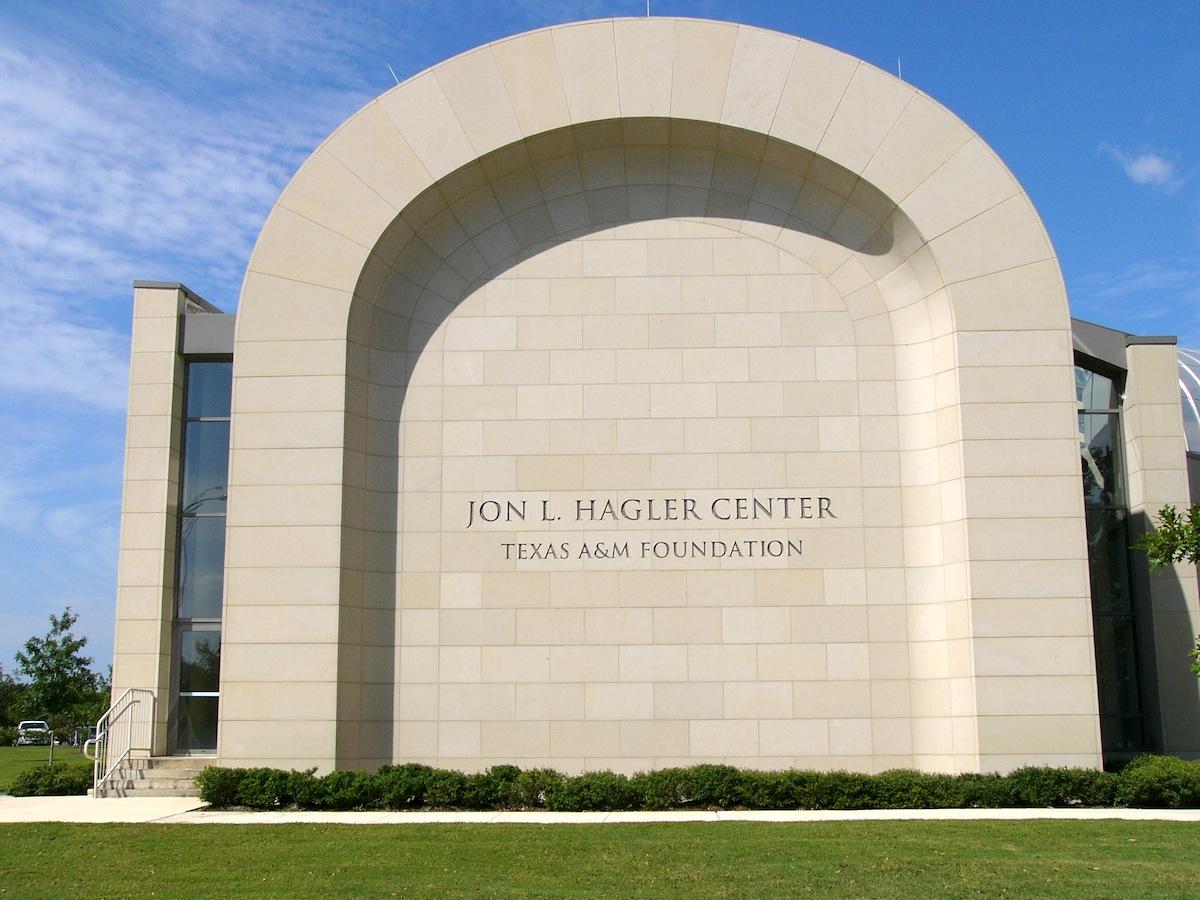 FB107: Texas A&M Hagler Center