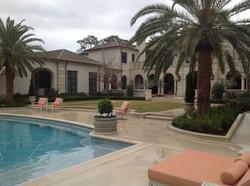 P105: Houston Pool and Hardscape
