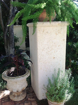 Texas Shellstone Planter