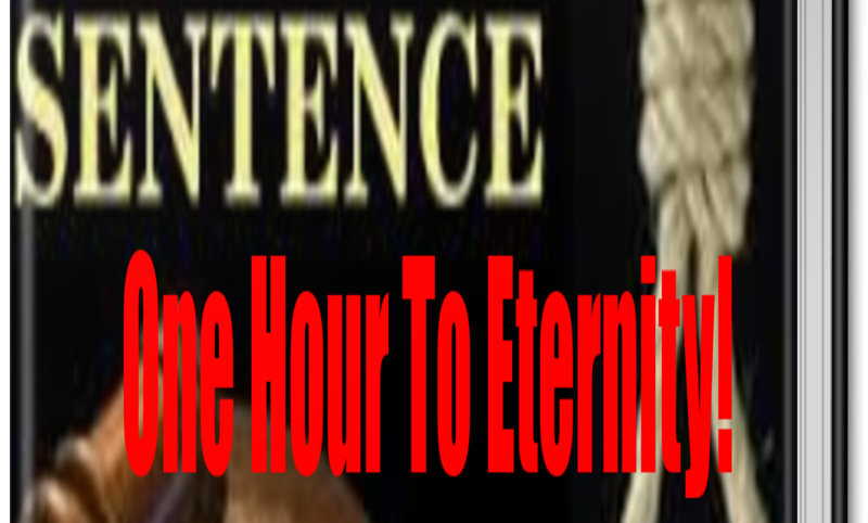 One Hour To Eternity