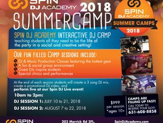 2018 Summer Camp Registration