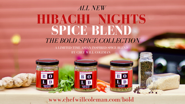 Hibachi Nights Launch