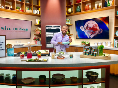 Morning Show Cooking Segments