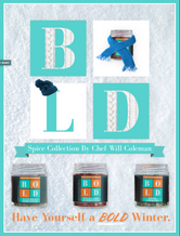 BOLD Winter Campaign