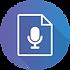 SMC_Options Icons_Transcript Meeting Min