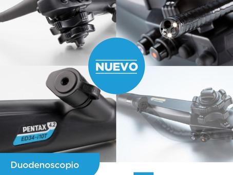 Nuevo Equipo: Duodenoscopio