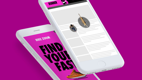 NIKE - FIND YOUR FAST