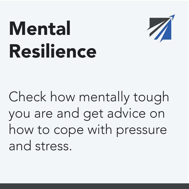 Mental Resilience Assessment