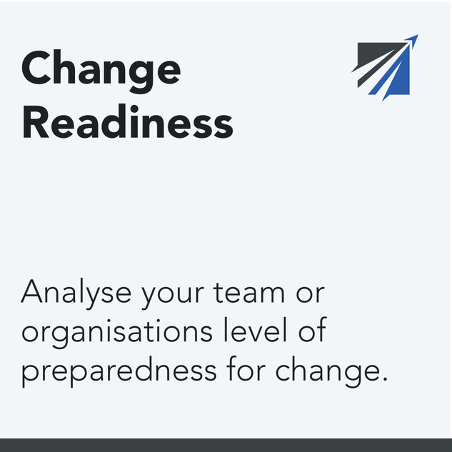 Change Readiness Assessment