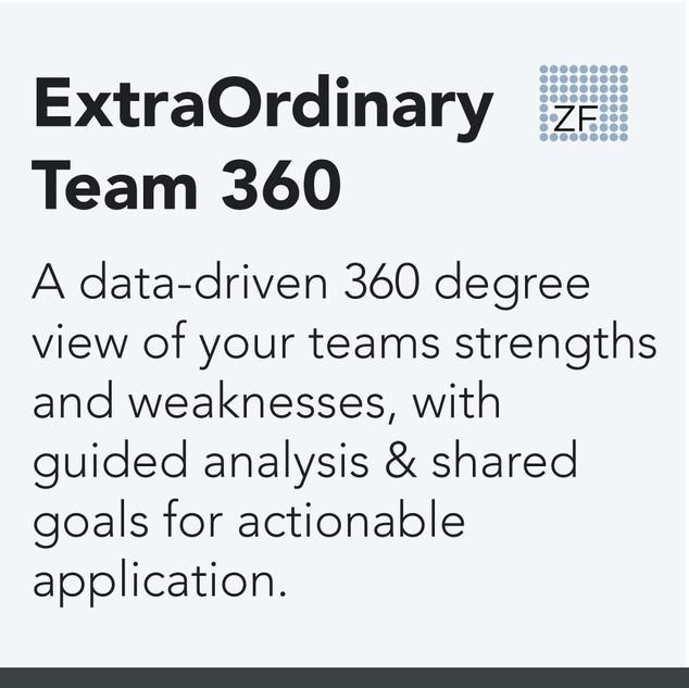 ExtraOrdinary Team Assessment