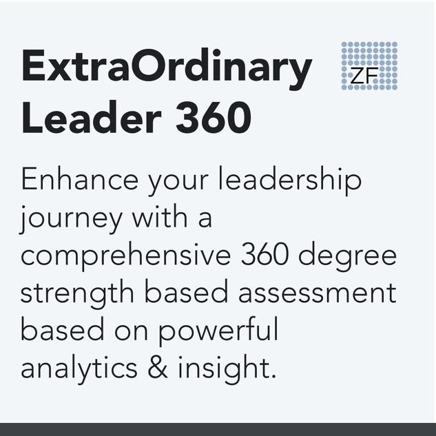 ExtraOrdinary Leader Assessment