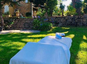 Une superbe après midi massages en villa
