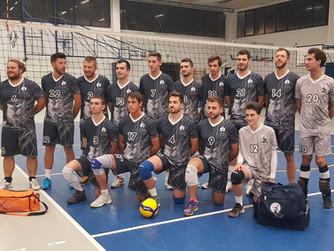 Vi presentiamo la Prima Divisone maschile del Volley Bellinzago!